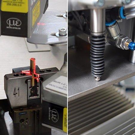 Machines spéciales de contrôle et test