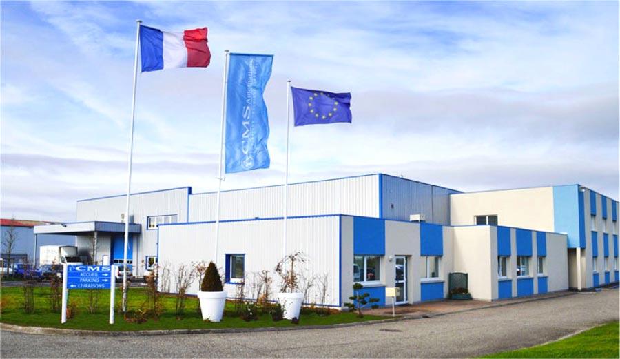 CMS Automatisme à Schweyen en Moselle