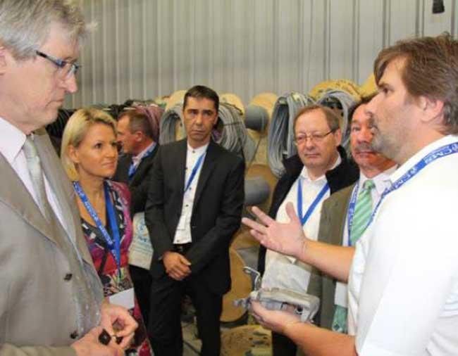 cms automatisme visite du depute-maire dans le Republicain Lorrain